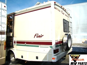 1996 FLEETWOOD FLAIR RV PARTS USED FOR SALE