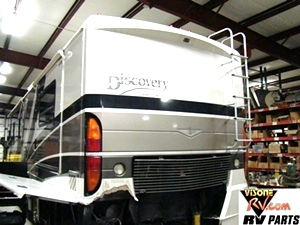 FLEETWOOD PARTS DEALER 2003 DISCOVERY - VISONE RV