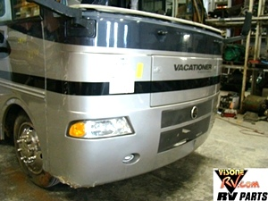 HOLIDAY RAMBLER VACATIONER MOTORHOME PARTS 2005