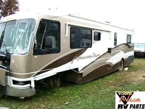 AMERICAN DREAM MOTORHOME PARTS - VISONE RV SALVAGE