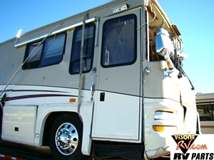 2002 FORETRAVEL U320 PARTS DEALER VISONE RV SALVAGE