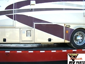 TIFFIN PHAETON MOTORHOME PARTS - VISONE RV SALVAGE