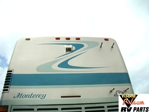 2005 BEAVER MONTEREY PARTS CALL VISONE RV SALVAGE 606-843-9889
