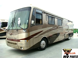 2003 MOUNTAIL AIRE SALVAGE RV PARTS VISONE RV