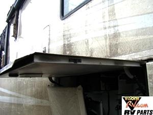 RV PARTS - 2008 FLEETWOOD REVOLUTION SALVAGE MOTORHOME PARTS