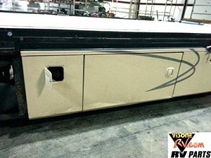 2008 HOLIDAY RAMBLER ENDEAVOR PARTS / MONACO MOTORHOME PARTS USED