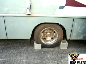WINNEBAGO MOTORHOME PARTS 1997 ADVENTURE RV SALVAGE