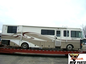 1997 FLEETWOOD DISCOVERY MOTORHOME USED PARTS SEARCH VISONE RV
