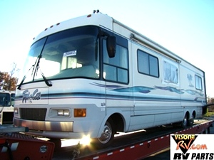 WHERE TO BUY USED RV MOTORHOME PARTS - VISONE RV - NATIONAL TROPICAL