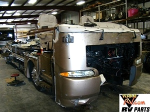 2004 NEWMAR NORTHERN STAR PARTS RV SALVAGE SURPLUS