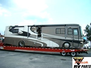 MONACO COACH PARTS / 2005 MONACO CAMELOT RV SALVAGE YARD