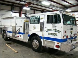 Work Trucks-Fire Trucks-Equipment